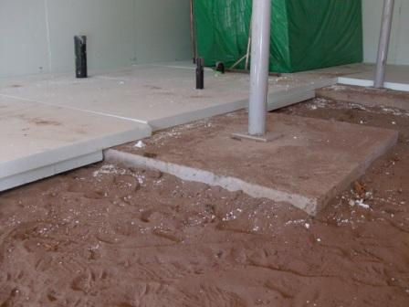 insulated basement slab green edmonton
